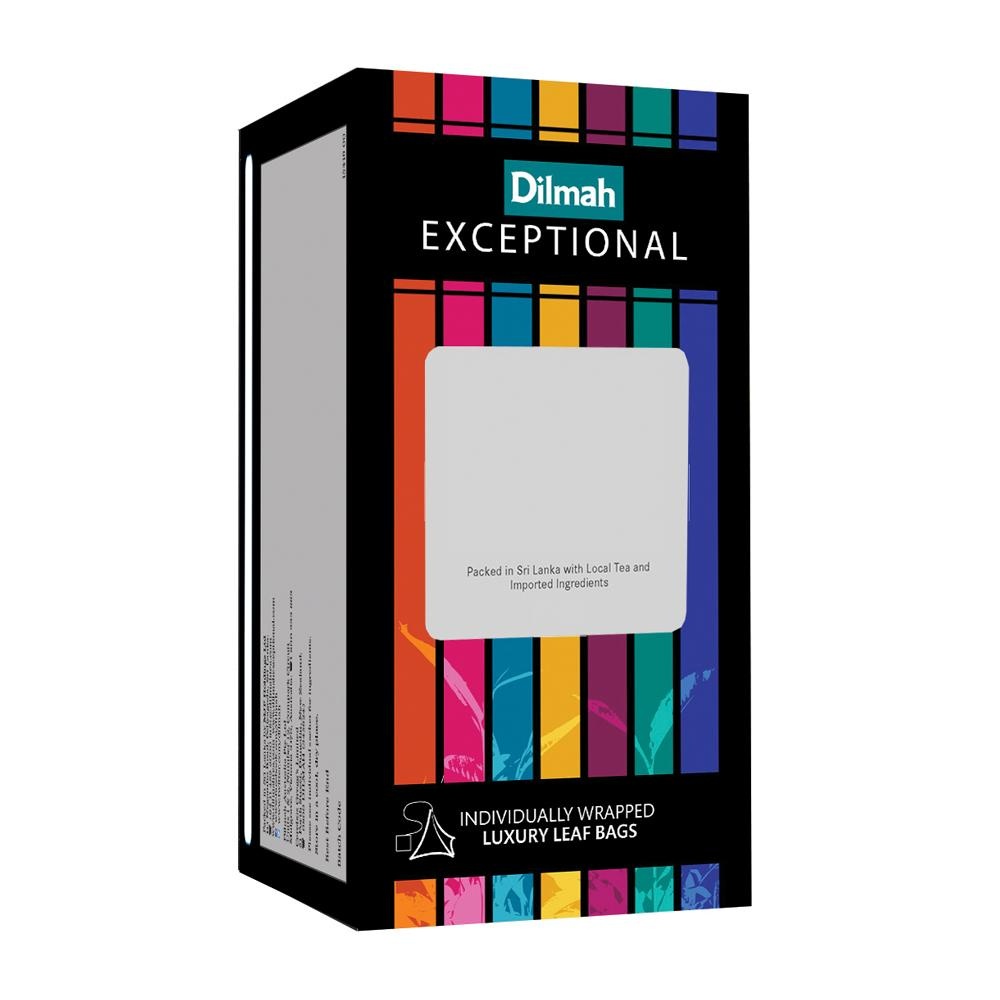 Dilmah Exceptional Elegant Peppermint 30's