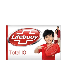 Load image into Gallery viewer, Lifebuoy Care Soap Total 10 (4pcs)