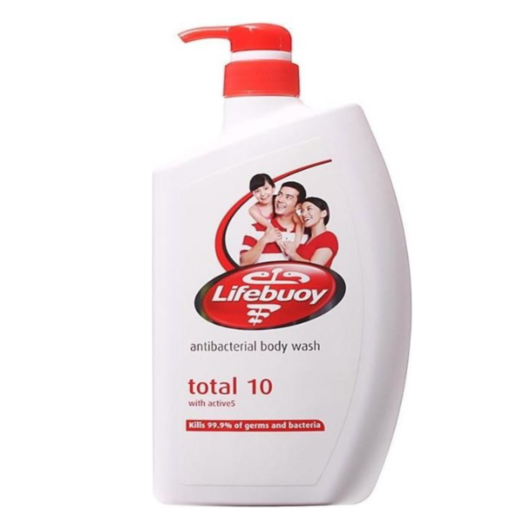 Lifebuoy Body Wash Total10 950ml