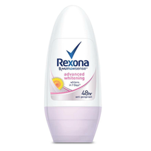 Load image into Gallery viewer, Rexona Women Deodorant Roll On Advanced Whitening 50ml