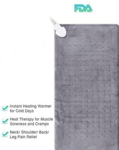 Electric Heating Pad For The Whole Body, Moist and Dry Heat Therapy