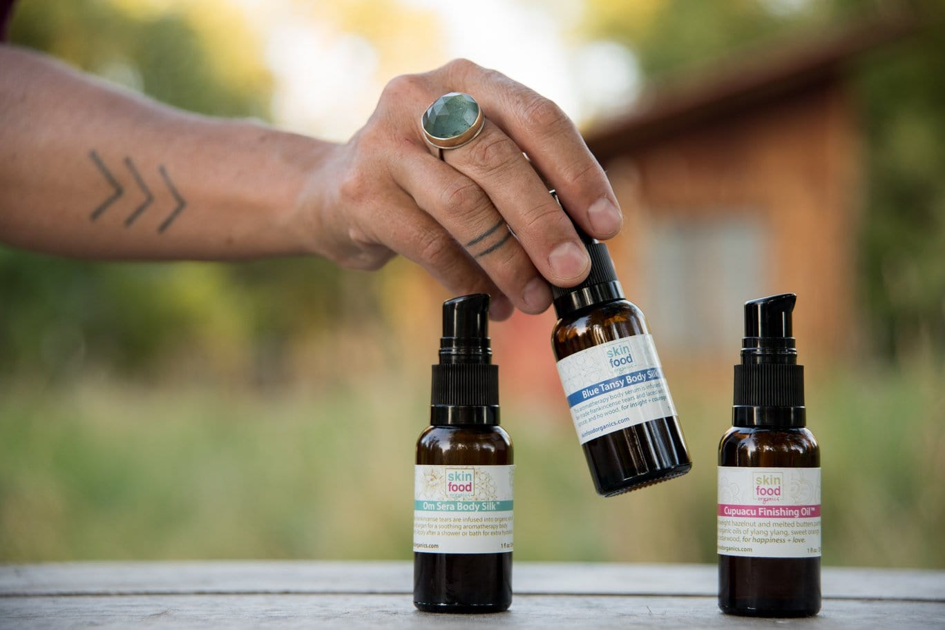 Choose Your Mood - Aromatherapy Body Treatments Collection
