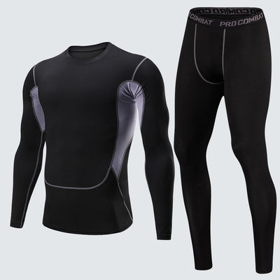 Sports Suit Men's Long Sleeve