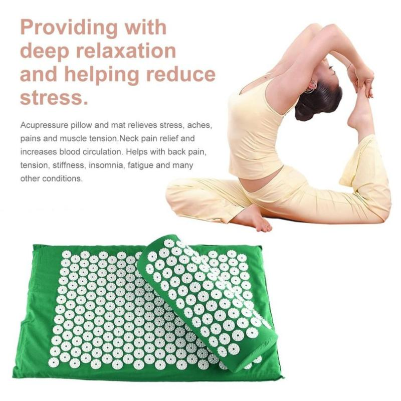 Back Body Relieve Pain Spike Mat