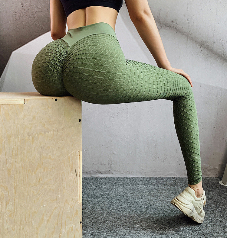 Fitness Scrunch Butt Yoga Leggings