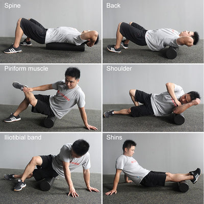 Fitness Yoga Block Foam Roller