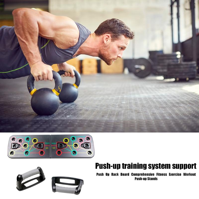 Push-up Board Home Gym Equipment