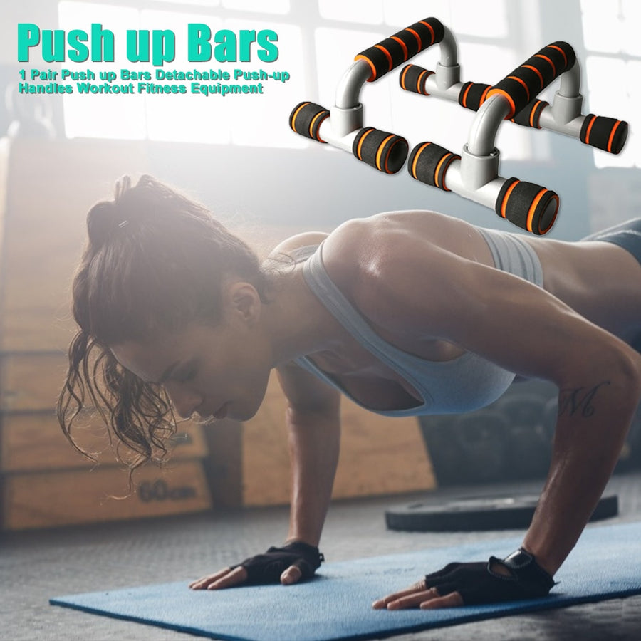 Convenient Push up Bars Thicken Foam