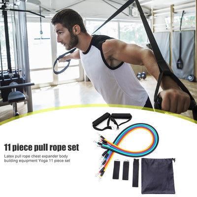 TPE Tube Stretch Pull Rope