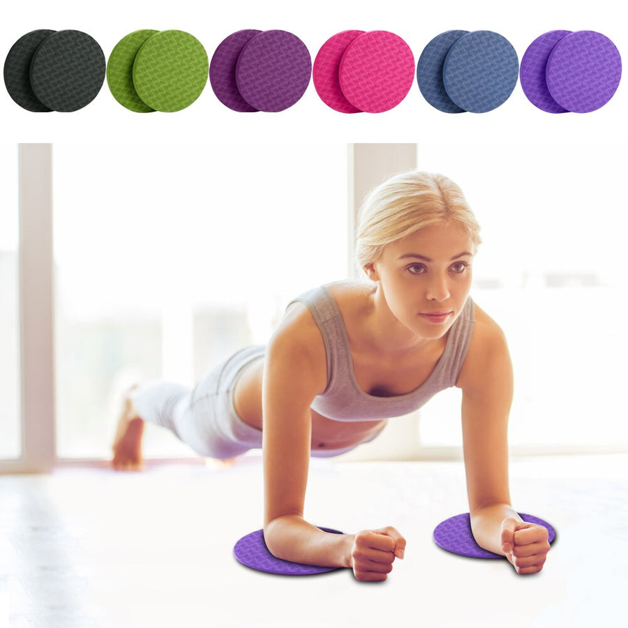 Plank Workout Round Knee Pad