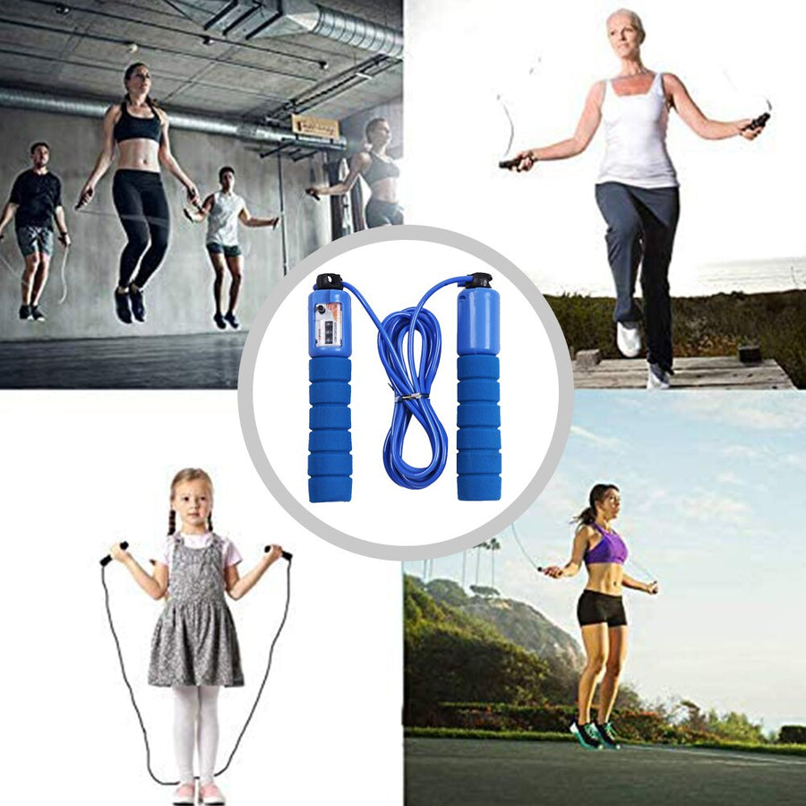 Training Foam Padded Skipping Rope
