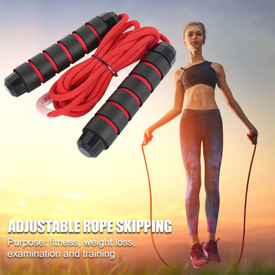 Thick Foam Handle PVC Skipping Rope
