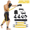 Fitness Resistance Bands Set Exercises