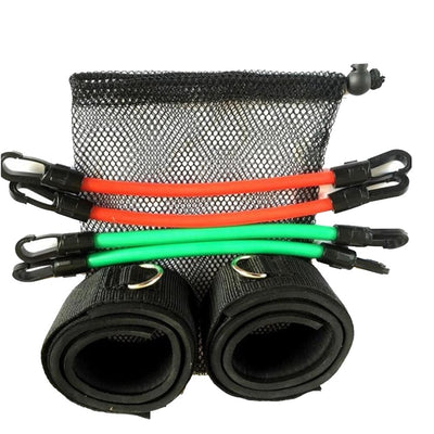 Gym Fitness Leg Resistance Bands