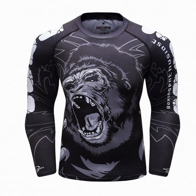 Brand Compression Men's Sports Suits