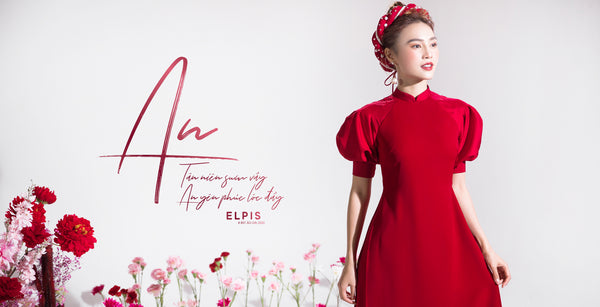 An Collection - Ao Dai Tet  2020