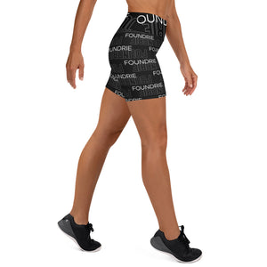 BRAND | yogini. a high waisted biker short