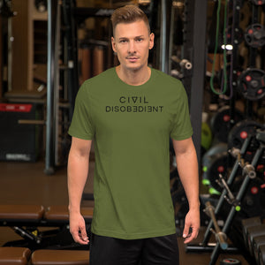 CIVIL DISOBEDIENT / encounter t-shirt