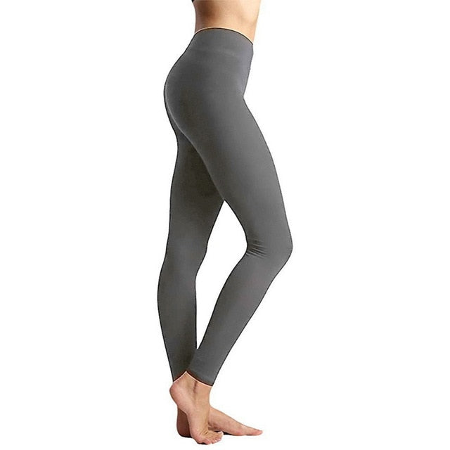 Fashion Yoga Pants Sports Leggings High Waist Seamless For Women Workout Running Gym Tights Pants
