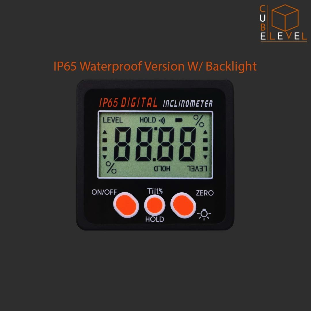Digital Inclinometer Level box & Angle Finder™