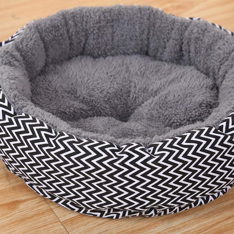 Cozy Cushion Pet Bed