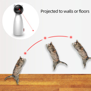 LaserMate™ Interactive Laser Cat Toy
