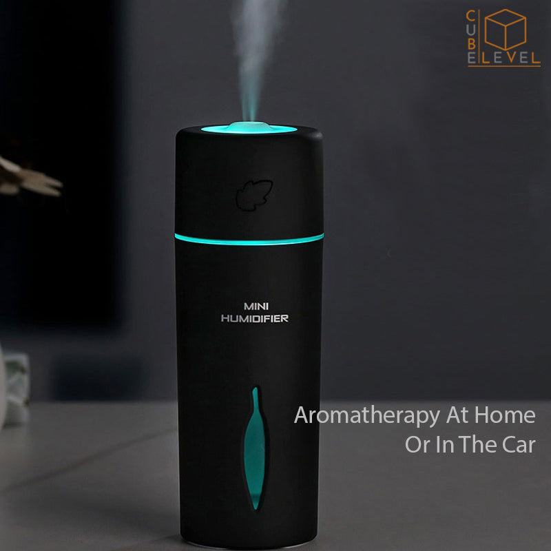 NewLeaf™ Ultrasonic Mini Humidifier Diffuser Aromatherapy