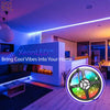 XeonLED™ Waterproof Smart LED Light Strip With WiFi (Alex & Google Home Enabled)