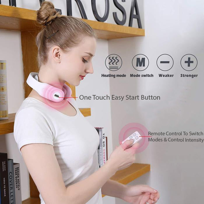 The Smart Electric Neck and Shoulder Massager