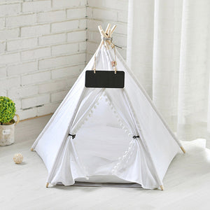 The Zylon Pet Tent Dog Cat & Kitten House