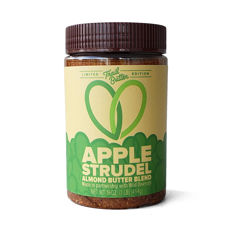 Apple Strudel Almond Butter Blend (Limited Edition) - Jar