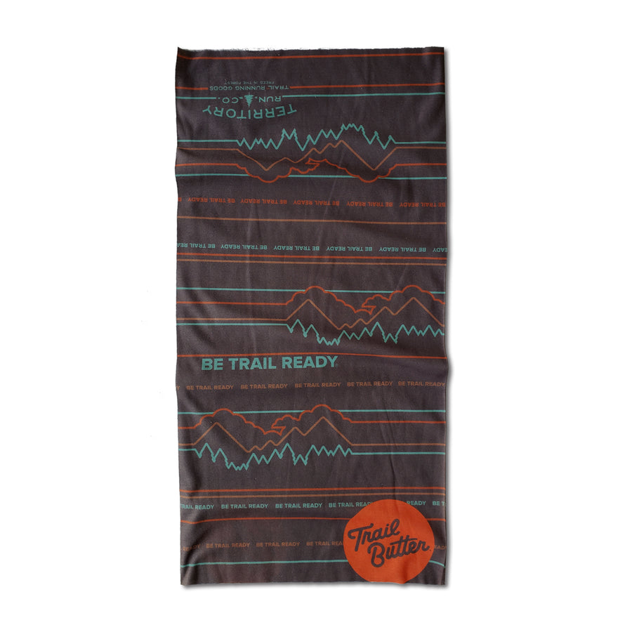 TRAIL BUTTER X TERRITORY RUN CO. TRAILSCAPE HEADWRAP