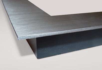 Welded Steel T-shaped