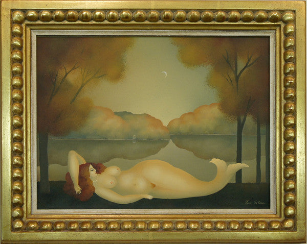 Autumn Night - The Mermaid
