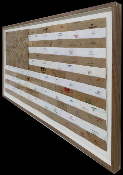 American Walnut Shadowbox