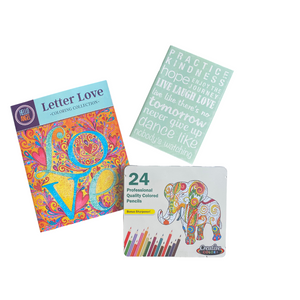"""Letter Love"" Bliss Pack"