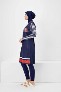Burkini Swimwear - Sailor