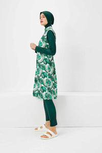 Burkini Swimwear - Jade
