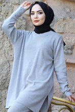 Load image into Gallery viewer, Comfy Tricot Set - Grey