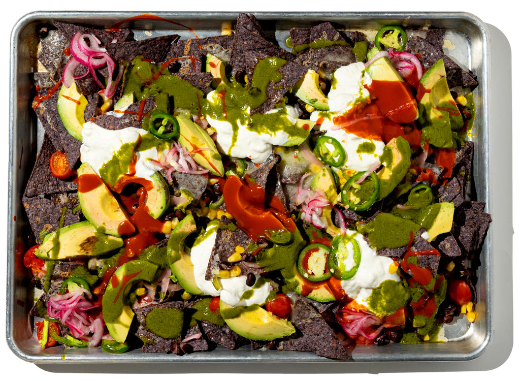HEALTHY-ISH NACHO KIT (SERVES 4-6)