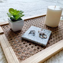 Load image into Gallery viewer, Alma Rattan Tray