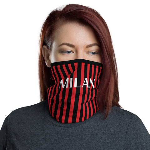 Milan 20 Home Kit Gaiter Face Mask