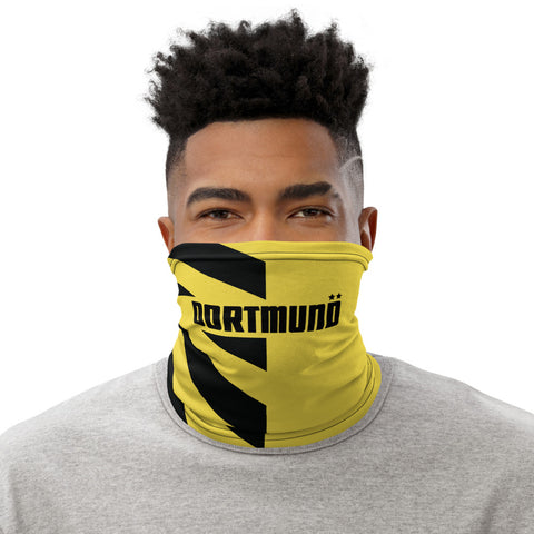 Dortmund 14 Home Kit Gaiter Face Mask
