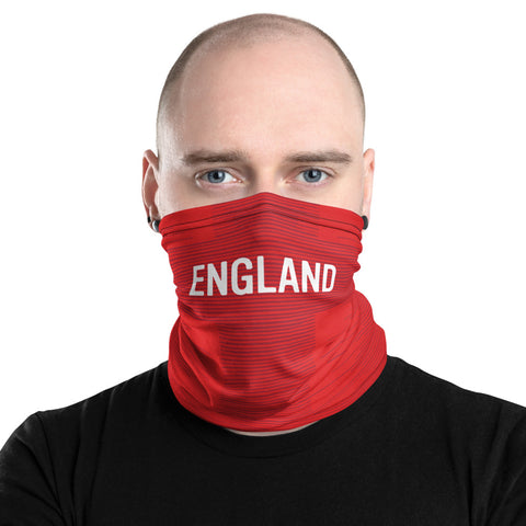 England 18 Away Kit Gaiter Face Mask