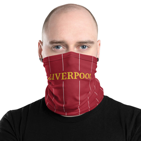 Liverpool Home Kit Gaiter Face Mask