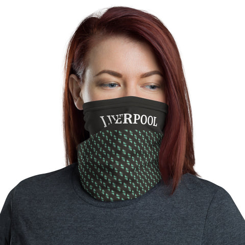 Liverpool 20 Third Kit Gaiter Face Mask