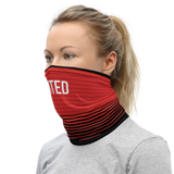 United 18 Home Kit Gaiter Face Mask
