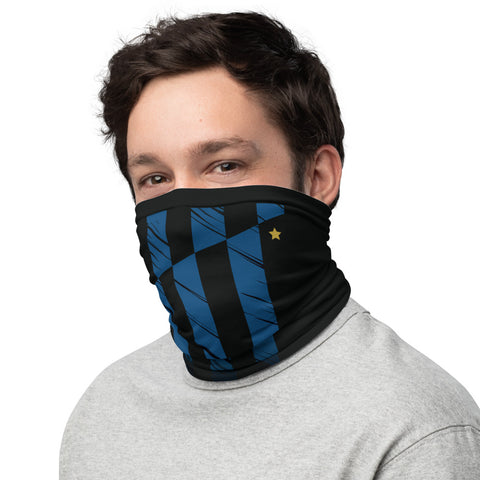 Nerazzurri Home Kit Concept Gaiter Face Mask