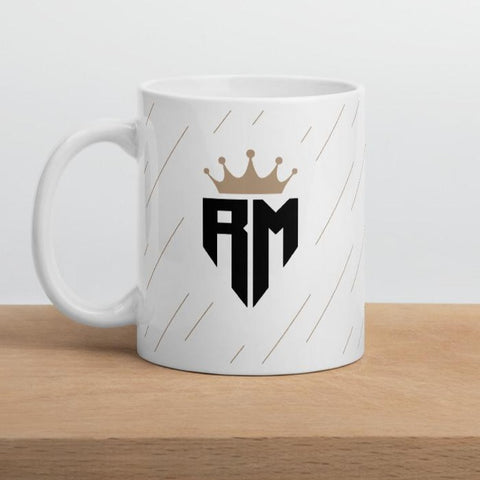 Madrid 2020 Champions Crown 11oz Soccer Coffee Mug
