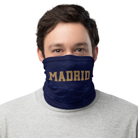 Madrid 20 Away Kit Gaiter Face Mask